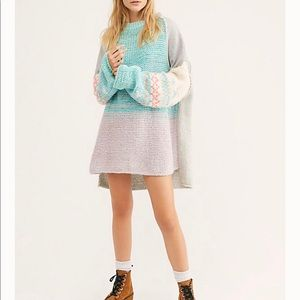 Free People | Polar Opposites Alpaca Knit Sweater